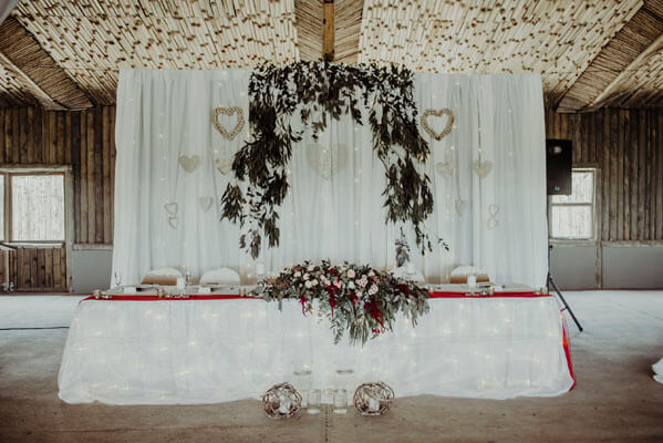 Function and wedding decor